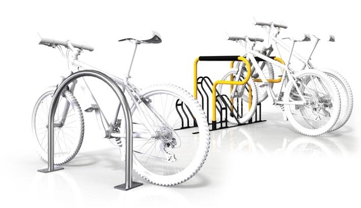 Bicycle Rails